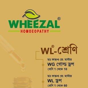 ফ্রী wheezal বাংলা হোমিওপ্যাথি বই ডাউনলোড । Free wheezal Bengali Homeopathy book pdf Download